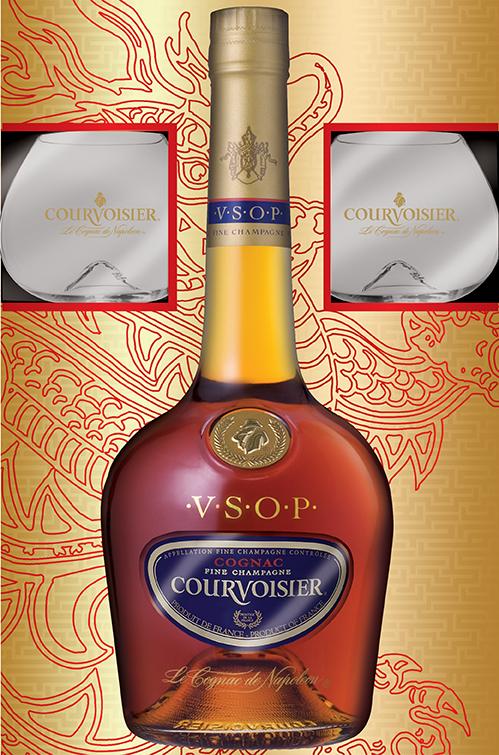Courvoisier VSOP VAP