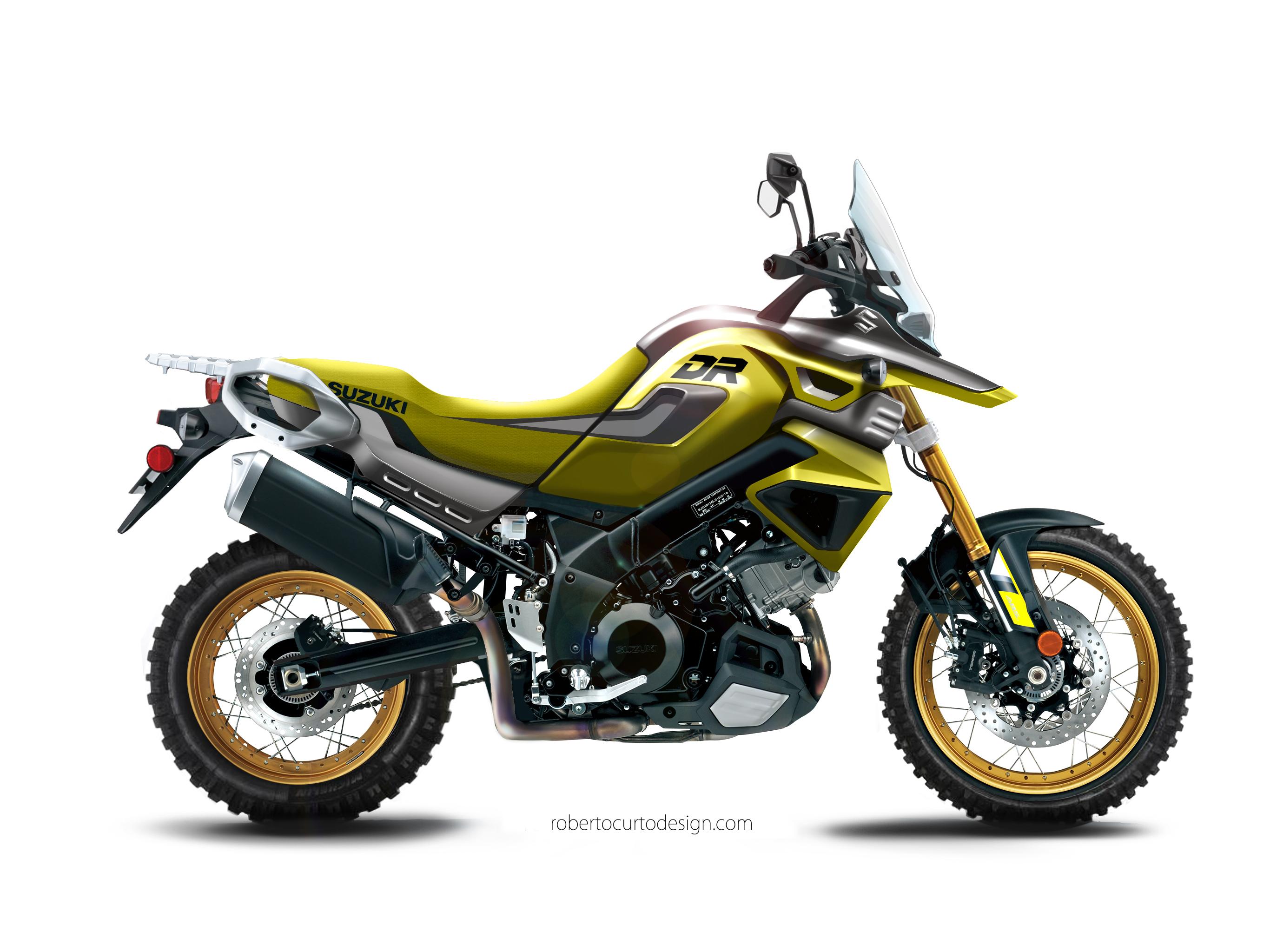 Suzuki DR Big 1000