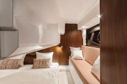 Galeon 305 HTS interiors