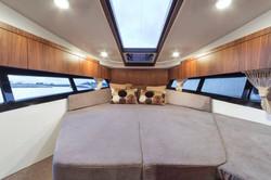 Galeon 300 Fly interiors
