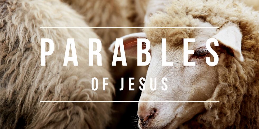 Parables of Jesus Series