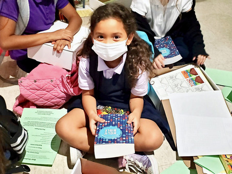 SCA's Art to Hearts Boxes plant seeds of faith, one heart at a time.