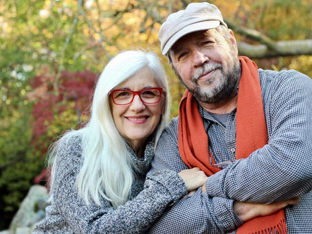 Mark and Wendy DeRaud: Healing Hearts through the Arts