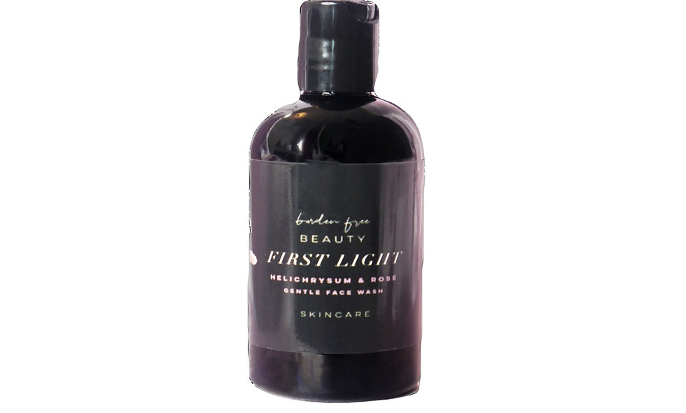 FIRST LIGHT FACE WASH