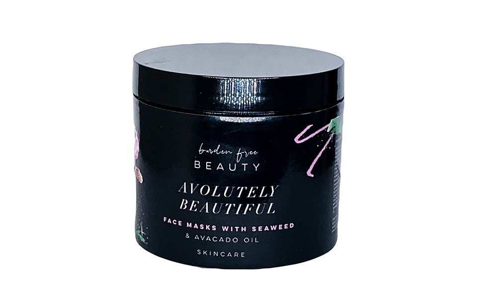 Avoludetly Beautiful Face Mask