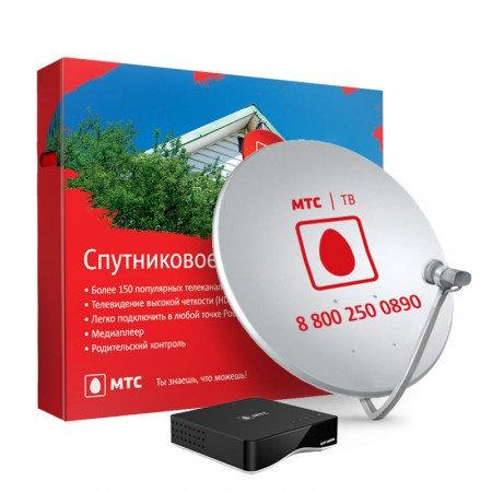 """ТВ МТС, """"Базовый"""" с HD-ресивером"""