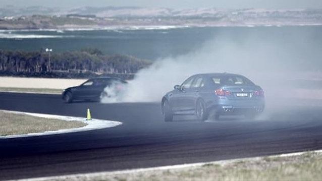 BMW M5 Launch