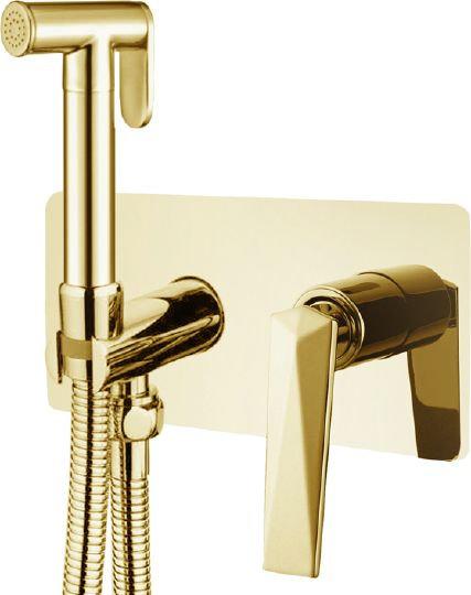 Гигиенический душ Boheme Venturo 387 со смесителем, С ВНУТРЕННЕЙ ЧАСТЬЮ