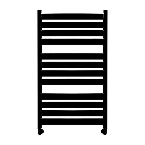 Водяной полотенцесушитель Energy Style 1000x500 черный матовый (RAL 9005)