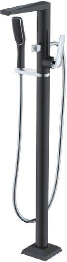 Смеситель Boheme Venturo 379-B напольный, для ванны с душем