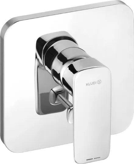 Смеситель Kludi Pure&Style 404190575 для ванны с душем