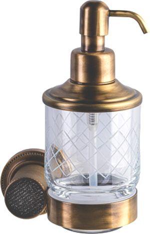 Дозатор Boheme Royal Cristal Bronze подвесной
