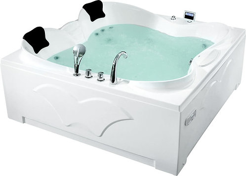 Акриловая ванна Gemy G9089 O L