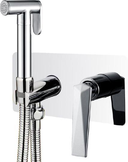 Гигиенический душ Boheme Venturo 377 со смесителем, С ВНУТРЕННЕЙ ЧАСТЬЮ
