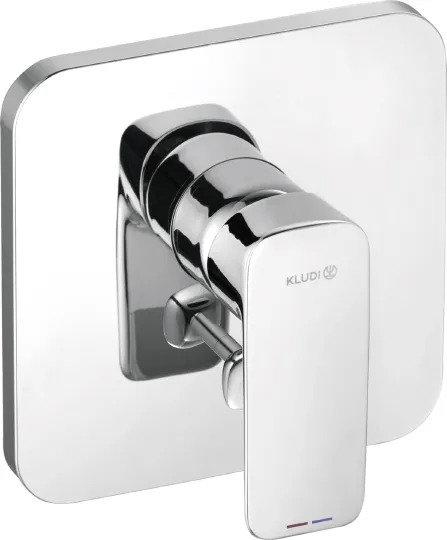 Смеситель Kludi Pure&Style 406500575 для ванны с душем