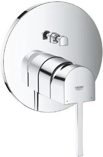 Смеситель Grohe Plus 24060003 для ванны с душем