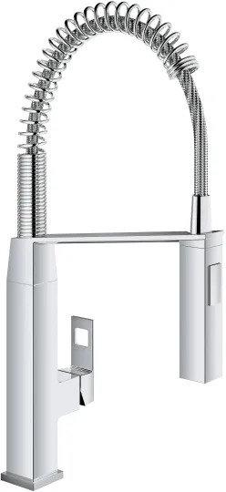 Смеситель Grohe Eurocube 31395000 для кухонной мойки