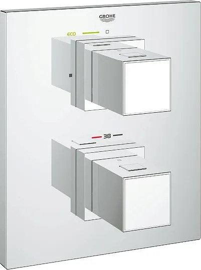 Термостат Grohe Grohtherm Cube 19959000 для душа