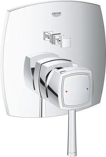 Смеситель Grohe Grandera 24068000 для ванны с душем