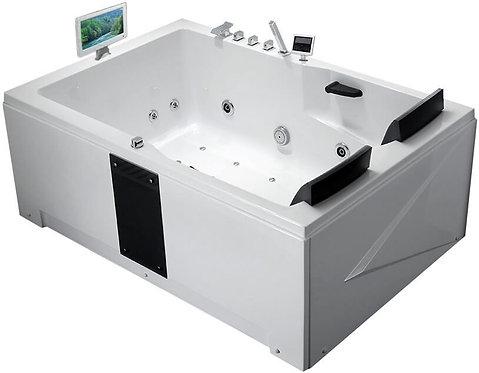 Акриловая ванна Gemy G9061 O L