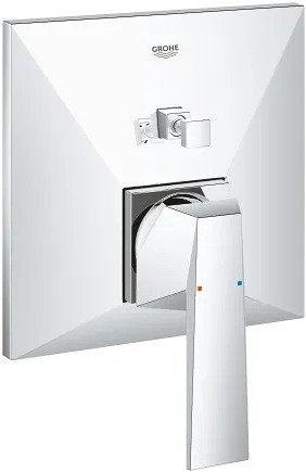 Смеситель Grohe Allure Brilliant 24072000 для ванны с душем