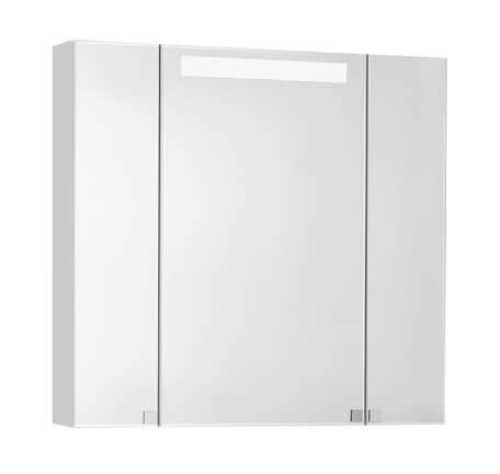 Акватон. Зеркальный шкаф МАДРИД 80