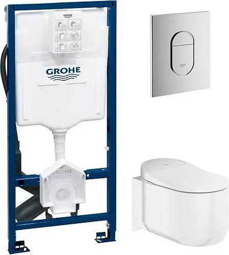 Комплект Система инсталляции для унитазов Grohe Rapid SL Sensia 39112001