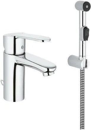 Смеситель Grohe Eurostyle Cosmopolitan 23549000 для раковины с гигиеническим душ