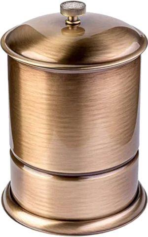 Мусорное ведро Boheme Royal Cristal Bronze