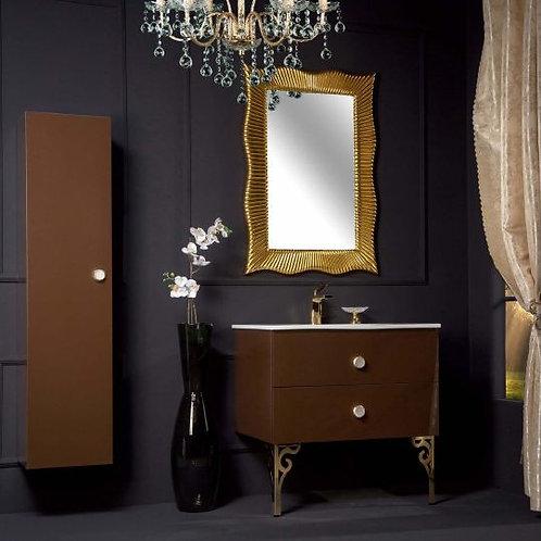 Мебель для ванной Armadi Art NeoArt 80 шоколад
