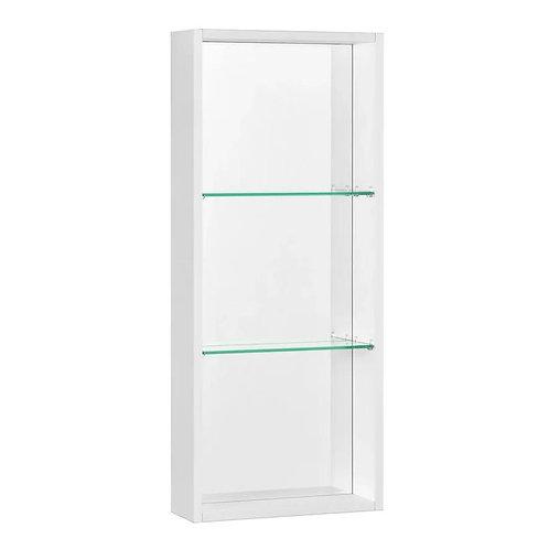 Акватон. Боковой модуль зеркального шкафа КАНТАРА