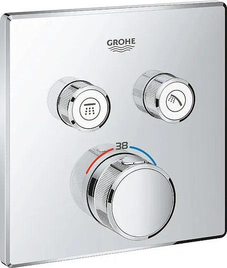 Термостат Grohe Grohtherm SmartControl 29124000 для душа