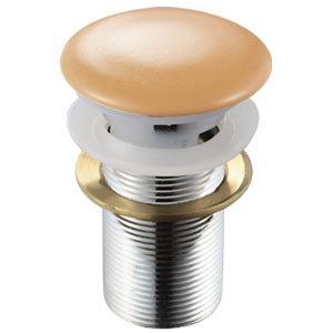 Донный клапан с переливом (персиковый) MLN-TB5