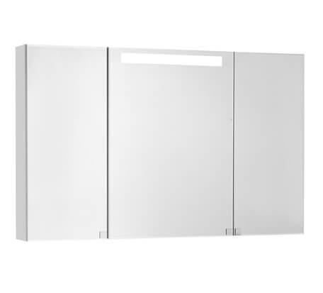 Акватон. Зеркальный шкаф МАДРИД 120