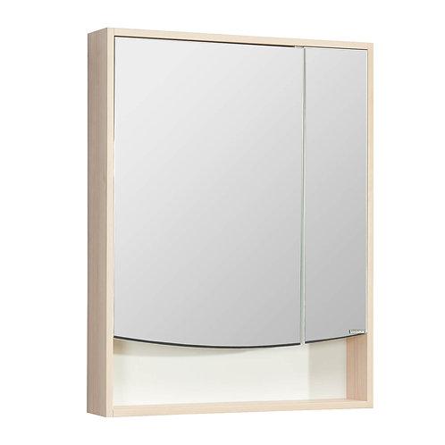 Акватон. Зеркальный шкаф ИНФИНИТИ 65
