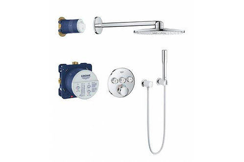 Душевая система GROHE Grohtherm SmartControl Perfect (34705000)