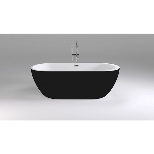 Акриловая ванна B&W SB105 BLACK