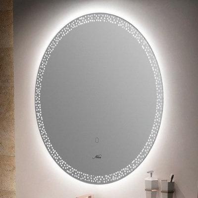 Зеркало с LED-подсветкой MELANA-600 (MLN-LED088)