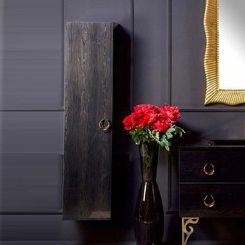 Шкаф-пенал Armadi Art NeoArt black wood