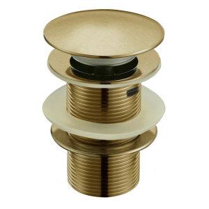 Донный клапан с переливом (бронза) MLN-TB50