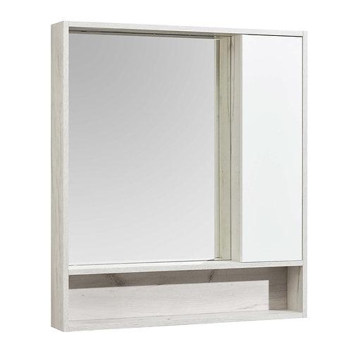 Акватон. Зеркальный шкаф ФЛАЙ 80