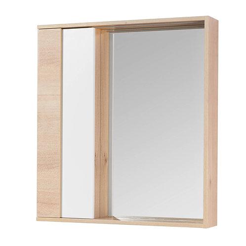 Акватон. Зеркальный шкаф БОСТОН 75