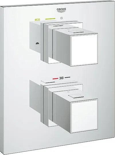 Термостат Grohe Grohtherm Cube 19958000 для ванны с душем