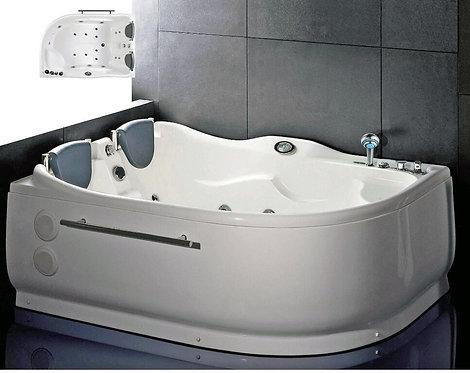 Гидромассажная ванна EAGO - AM124JDCW1Z (Right)