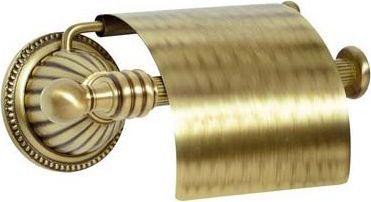 Держатель туалетной бумаги Boheme Hermitage Bronze 10320