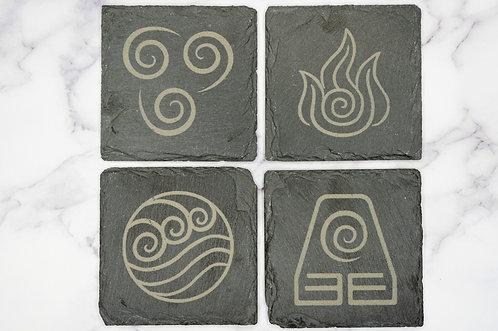 TV: Avatar - Bending Symbols