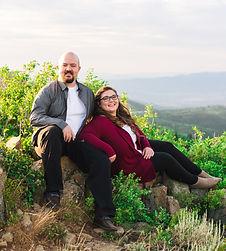 Nicholas and Rachael