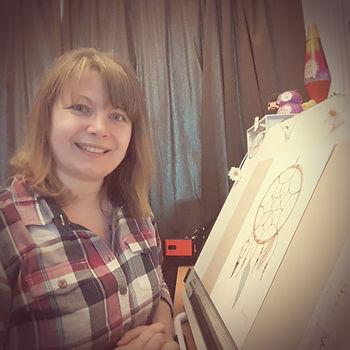 Helen Brown-Campbell the Artist