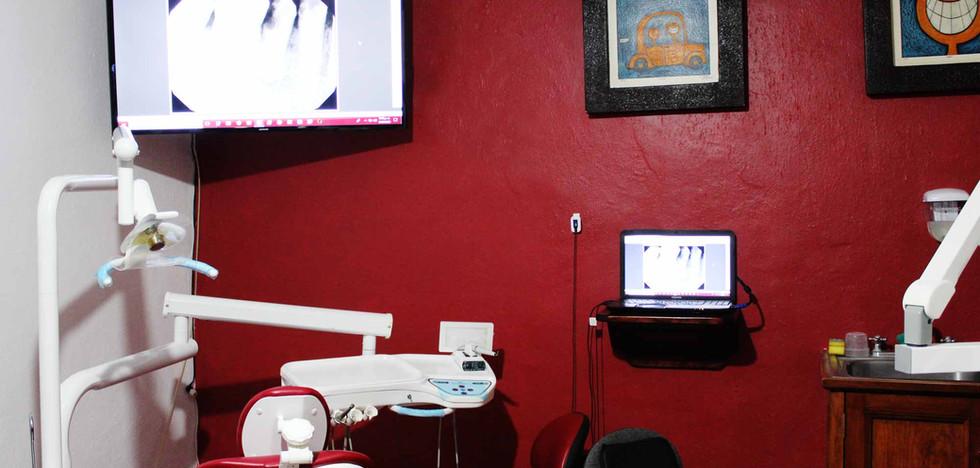 Consultorio / Consulting Room