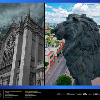 Template Fotos Expo Postales de León 2
